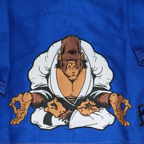 Tatami Fight Gear Zen Gorilla: