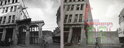 Urban Palimpsest, Carlos Garaicoa